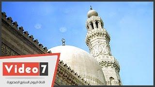 جامع السلطان بن برقوق يصرخ