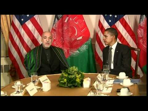 Afghan News: UN OBAMA/KARZAI conference 21/September/2011