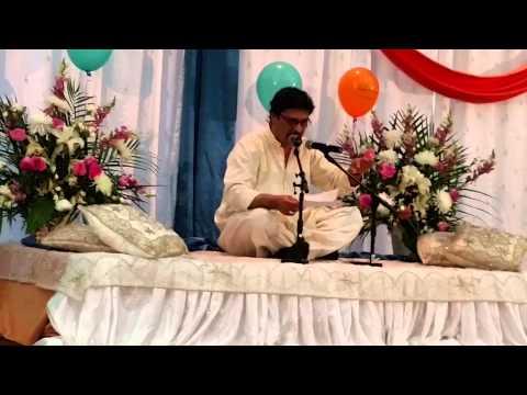 IQBAL DHANJI  - HUM DEKHENGE  at JCC Toronto -2014