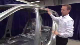 Volvo XC90 - Volvo Cars' steel story