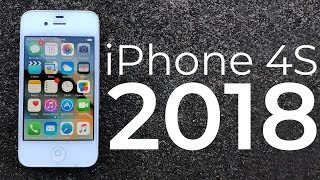Using the iPhone 4S in 2018 - Review
