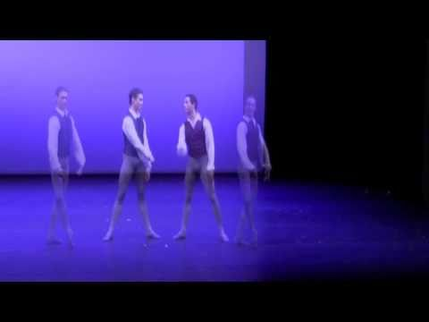 "Forceful Feelings ""Munich"" 2010 - Ballet"