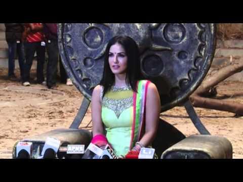 Sunny Leone   Film Ek Paheli Leela   On Location