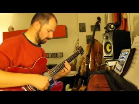 Francesco Bega - Billie Joe From Joe Pass Chord Solos Book