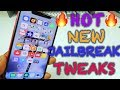 TOP New Jailbreak Tweaks iOS 11