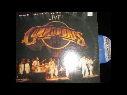 Zoom (Live!) - The Commodores