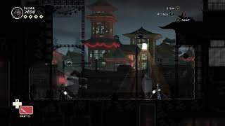 Mark of The Ninja Remastered Gameplay on Razer Blade 15 Gaming Laptop