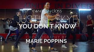 Choreografia Marie Poppins U Dont Know