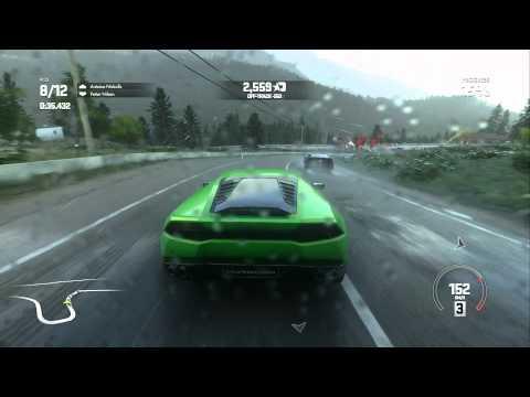 DriveClub - Lamborghini Huracan LP 610-4 Gameplay