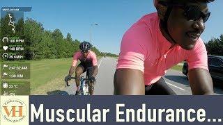 Group Ride Cycling 9 9 2017 - Muscular Endurance