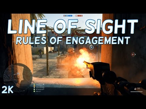 Battlefield 1 LINE OF SIGHT! NEW Custom Game Mode for Battlefield 1 OUT NOW! Rules of Engagement