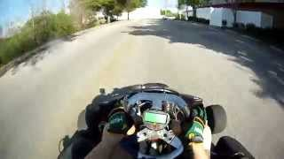 125cc Shifter Kart Killing it