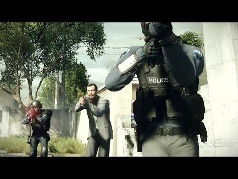 Battlefield Hardline - Beta Trailer