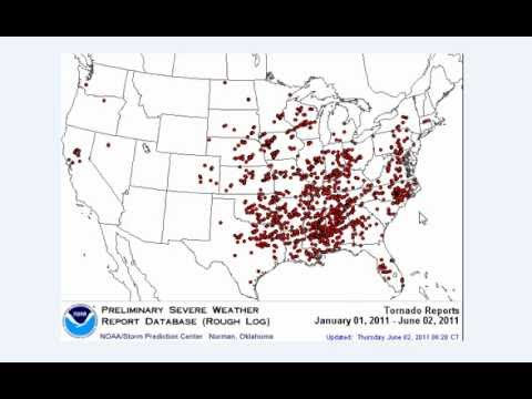 Newsweek Blames Climate Change For Tornadoes