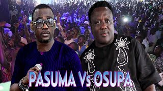 PASUMA AND OSUPA EXCHANGE SONGS ON STAGE