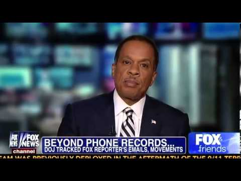 Juan Williams on Obama's DOJ: Criminalization of Journalism