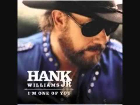 Hank Williams Jr   What's On The Bar