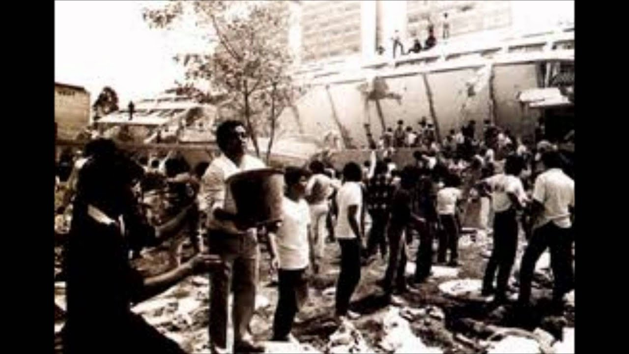 Pelicula del terremoto de mexico 1985 wmv youtube