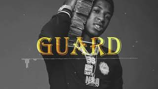 "Lil Skies x NBA Youngboy x A Boogie Type Beat / Rap Instrumental - ""Guard"""