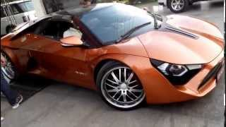 DC Avanti Now Available in Showroom | First Indian Made Supercar
