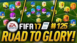 DIVISION 1 SUPER TEAMS… 😵 FIFA 17 Road To Glory EP 125