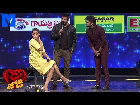 Sudheer,Rashmi and Pradeep Funny Task - Dhee Jodi Latest Promo - Dhee 11 - 2nd January 2019