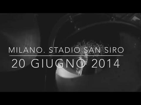 Pearl Jam Live - Stadio San Siro, Milano 20.06.2014 (Full Concert)