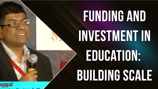 Funding and investment in education