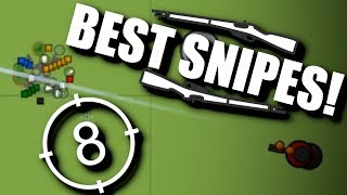 BEST SNIPES!! - SURVIV.IO NEW UPDATE PRO GAMEPLAY - HIGH KILL GAMES SOLO SQUAD