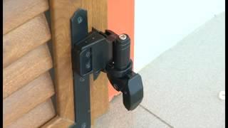 Dorado - Kilit Dilli Kilitli Kapı Kepenk