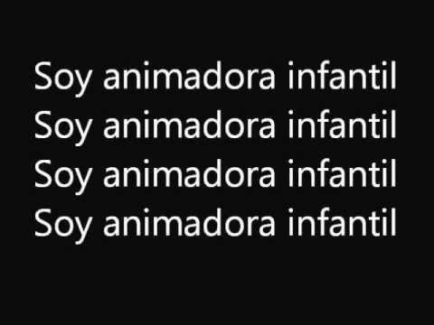 Estrellita del mar-Soy animadora Infantil (Letra)