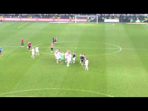 LEGIA- Pogoń Szczecin 2-0 Legia ! Warszawa ! Na Zakończenie Meczu