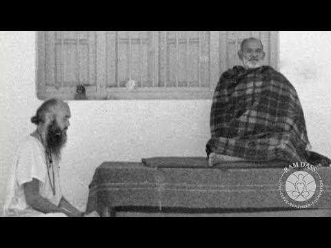 Ram Dass on the Pull to God (1975)