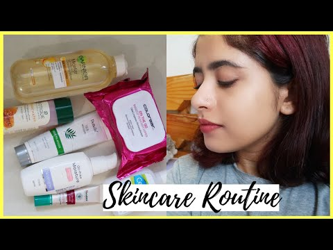 How I cleared my skin | skincare routine for acne prone skin | Anindita Chakravarty