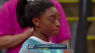 2018 U.S. Gymnastics Championships - Women - Day 1 - Olympic Channel Broadcast