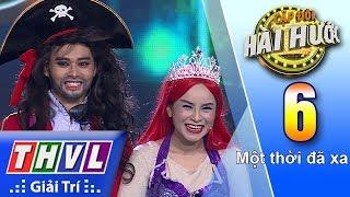 THVL | Cặp đôi hài hước Mùa 2 – Tập 6[4]: Tiếng hát nàng tiên cá - Bảo Chu, Sơn Ca