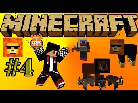 Minecraft A Serie, Ep 4 # Entrando no portal do Rei Leão #