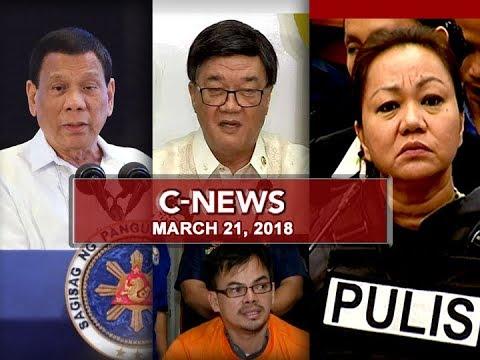 UNTV: C-News (March 21, 2018)