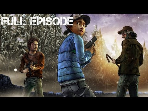 The Walking Dead Game Season 2 Episode 4 - Full Episode Walkthrough - No Commentary video