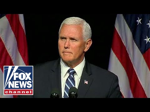 Pence US to establish Department of the Space Force
