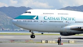 Cathay Pacific says farewell | CNBC International