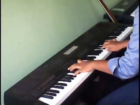 7g Ninaithu Ninaithu Piano Prelude By Magesh video