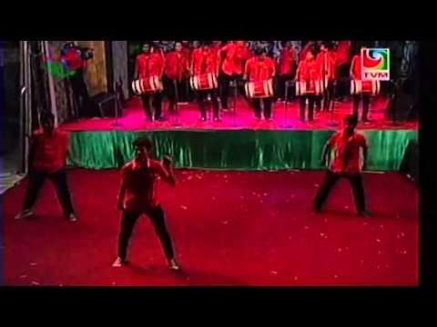 Boduberu Challenge 2013 Ossemun Tharithah  Sikandharu   Xys video