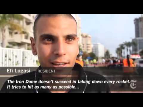 Iron Dome Fake   A Massive Hoax   Missiles Blowing Up in the Airipad