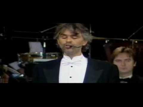 Andrea Bocelli - Occhi Di Fata