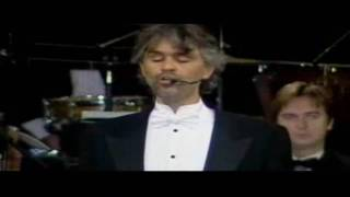 Watch Andrea Bocelli Occhi Di Fata video