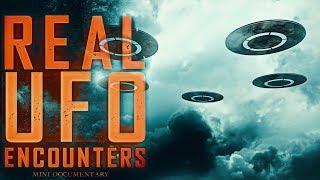15 True Scary Alien & UFO Encounter Horror Stories