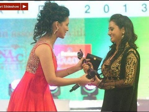 Pooja Umashankar Filmfare Award For Best Actress Tamil In 2009 video