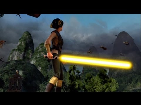 Kinect Star Wars - Gameplay Exclusiva