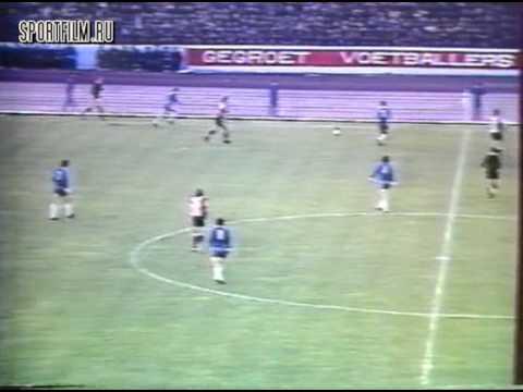 Кубок Кубков 1980-1981гг.   Динамо Тбилиси - Фейеноорд
